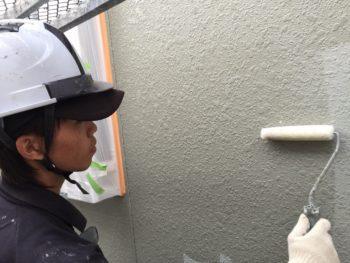 徳島 アパート 塗替え 外壁