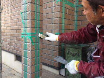 徳島 塗装 中山コーティング  コーキング