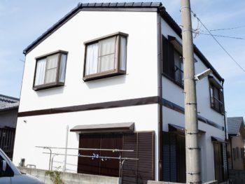 徳島市 外壁塗替え 屋根塗り替えを施工させて頂きましたN様の声