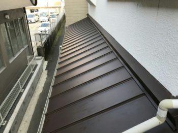 徳島市 雨漏り修繕工事 Y様邸