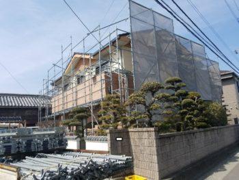 徳島県板野郡北島町 外壁塗装 F様邸