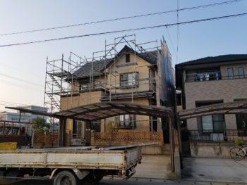 板野郡松茂 外壁塗装 屋根塗装 A様邸