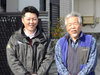徳島県小松島市で屋根塗装 外壁塗装を施工させて頂きました澤井様の声