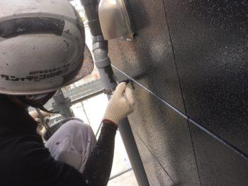 徳島 塗装 中山コーティング 鳴門 雨樋塗装