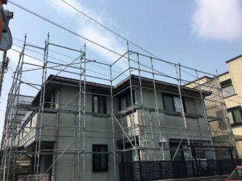 徳島市 大和ハウス塗装 屋根外壁 H様邸