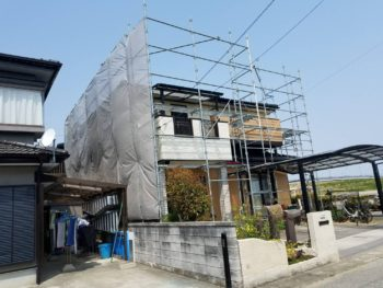 板野郡松茂町 外壁塗装 屋根塗装 T様邸