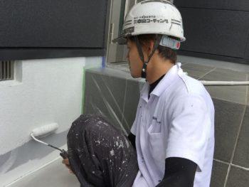 徳島 塗装 中山コーティング 鳴門 ビーズコート