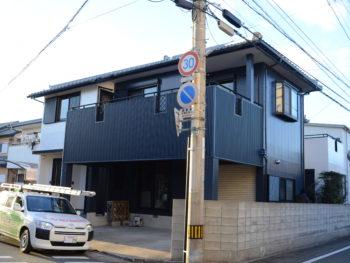 徳島 外壁塗装 中山コーティング 張替え GAISO