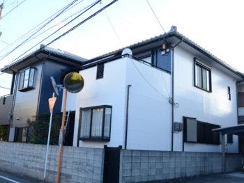 徳島 外壁塗装 中山コーティング 塗替え GAISO