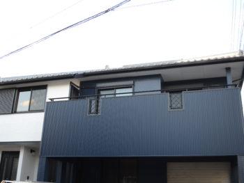 徳島 張替え 外壁塗装 中山コーティング 塗替え