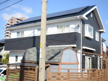 屋根塗装 徳島 中山コーティング ダイヤカレイド 外壁塗装