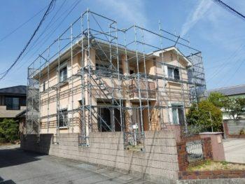 板野郡松茂 外壁塗装 屋根塗装 K様邸