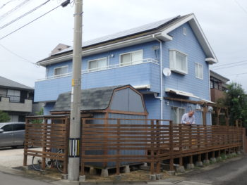 徳島 中山コーティング ダイヤカレイド 外壁塗装