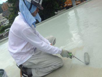 防水 徳島 中山コーティング 塗装 塗り替え