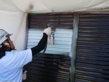 徳島 中山コーティング 塗装 塗り替え 雨戸