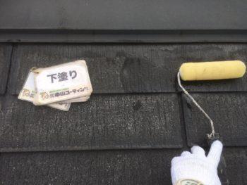 淡路島 屋根塗装 塗り替え 中山コーティング