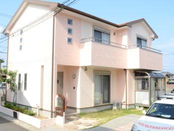 徳島県板野郡藍住町 屋根塗装断熱ガイナ・外壁シリコン塗装 M様