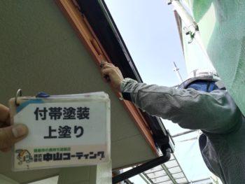 外壁塗装 淡路 中山コーティング 塗り替え