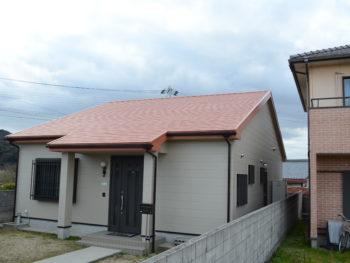 兵庫県洲本市 屋根塗装・外壁塗装 K様