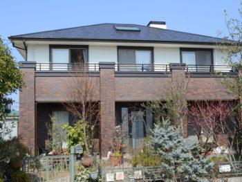 徳島県徳島市 外壁カバー工法(アルミサイディング)・屋根塗装 K様