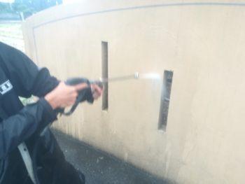 徳島 塗装 中山コーティング 高圧洗浄