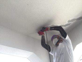 クラック処理 徳島 中山コーティング 塗装 塗り替え