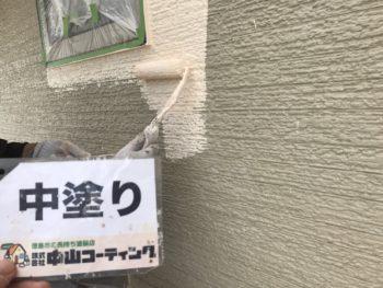 徳島 外壁塗装 中山コーティング 二色