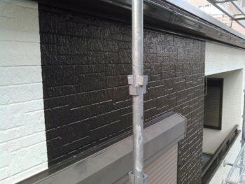 徳島 中山コーティング 二色 外壁塗装