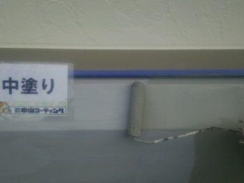 徳島 塗装 中山コーティング 塗り替え
