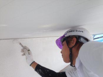徳島 中山コーティング 塗装 塗り替え 手塗り