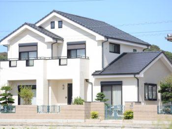 徳島県鳴門市 住宅外壁塗装 H様