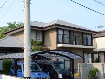 徳島 塗装 中山コーティング GAINA