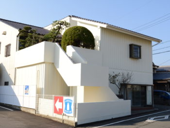 徳島市鉄骨住宅 屋根塗装・外壁塗装 U様