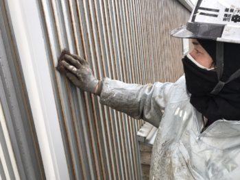 ガルバリウム 徳島 塗り替え 塗装 中山コーティング