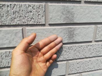 徳島 中山コーティング 外壁塗装 塗り替え チョーキング