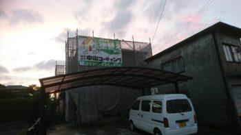 棟板金の錆止め・屋根下塗りなど縁切り工法