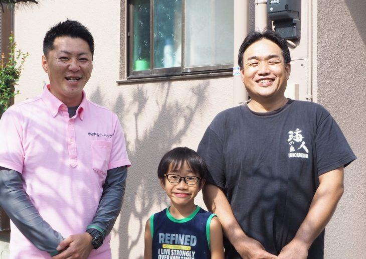 徳島市 遮熱塗装 防水工事 M様の声