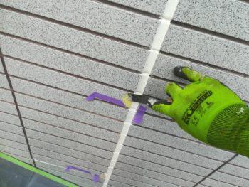 塗り替え 徳島市 サイディングボード