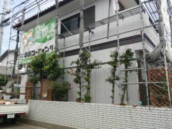 板野郡 松茂町 外壁カバー・塗装 H様邸