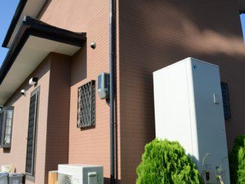 断熱塗料 GAINA 塗装 外壁