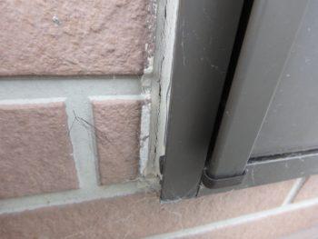 鳴門市 外壁劣化 シーリング