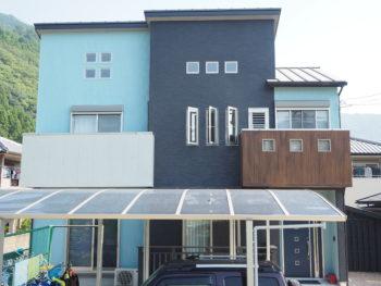 那賀郡那賀町 外壁 屋根 特殊塗装