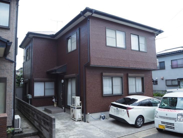 徳島 塗装 住宅