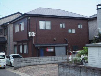 住宅塗装 徳島市 外壁