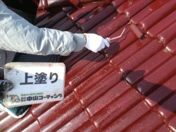徳島 屋根塗装 GAISO