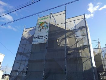 小松島市での外壁塗装を行う中山コーティング