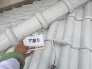徳島 屋根塗装