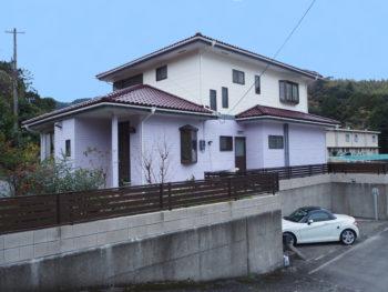 徳島県阿南市 外壁屋根塗装 外構工事