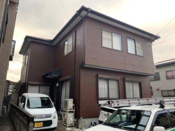 徳島市 M様 某塗料メーカー シリコン・シリコン