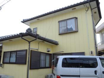 鳴門市 外壁塗装・屋根漆喰・雨漏り